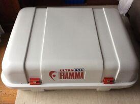 Fiamma Motorhome roof box