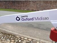 Oxford Midi 180 electric Mobile patient lifting hoist.