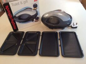 Morphy Richards Toast and Grill