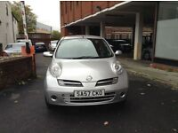 Nissan micra 2007 1.2 petrol only £1590