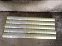 *BARGAIN* 5 Rolls - Designers Guild Wallpaper -rrp.£40 per roll - Child Nursery/ Adult Bedroom