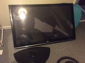 "LG 50 "" Plasma Tv Faulty for Spares or Repairs"