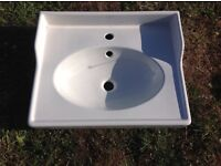 New White sink