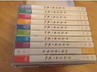 Friends boxset seasons 1-10 complete