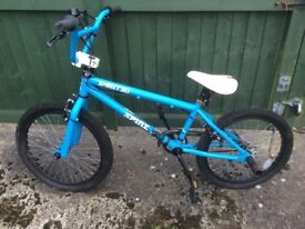 BMX Style Bicycle Hardly used