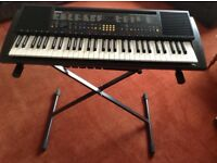 For Sale Yamaha portable electronic Keyboard