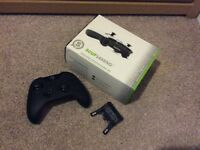 Xbox one Scufgaming controller (two paddles on the back)