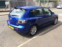 Mazda 3 1.6 petrol automatic very low mileage 55k