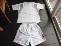 Le coq sportif shorts and tshirt