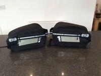 Oxford saddle bags 45L