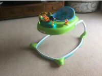 Baby Einstein musical baby walker