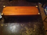 Coffee table £10 need gone asap