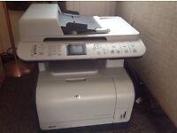 HP Colour laser jet printer copier fax scanner CM1312nfiMFP I. Excellent good working order