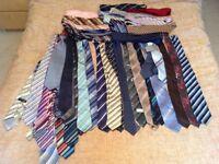Assortment of Ties.