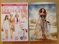 Sex And The City - The Movie & Sex And The City - The Movie 2