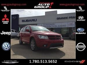 2013 Dodge Journey R/T | DVD Player | Seating for 7