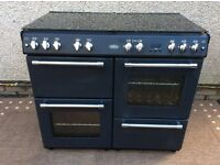 BELLING RANGE COOKER 100CM WIDE 2x OVEN 1x GRILL COULD DELIVER IF REQUIRED....