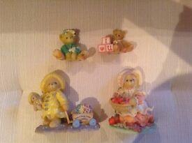 Cherish Teddies Ornaments