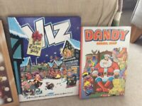 Selection of Vintage Annuals