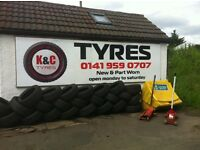 Apprentice Tyre Fitter wanted