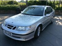 Saab 9-5 2.3 Vector,2004. Mot Sept and PART EX AVAILABLE...