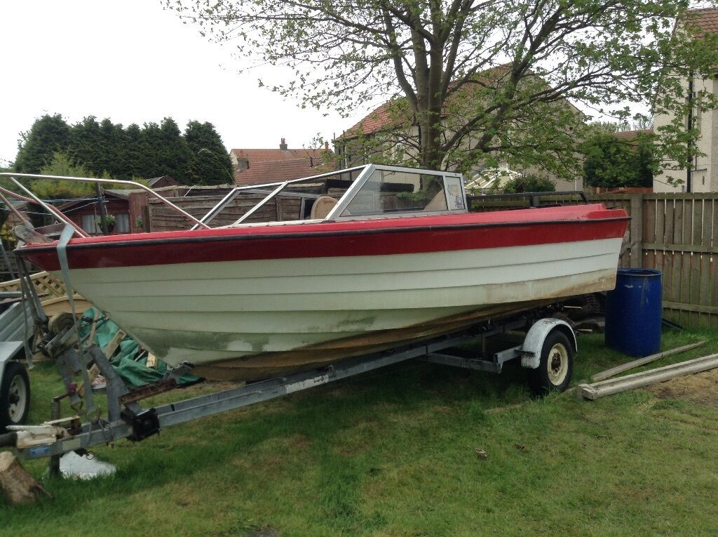 Draco 2000 fast fishing boat in kirkcaldy fife gumtree for Fast fishing boats