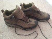 Merrell Walking Boots Size 9