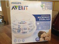Philips Avent bottle steriliser - excellent condition