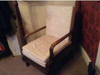 parker knoll chair/lounger