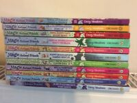 Bundle of 11 Magic Animal Friends Reading Books by Daisy Meadows