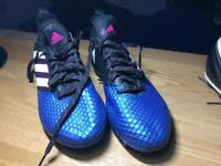 Adidas 17.3, size 6 football boots.