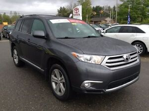 2013 Toyota Highlander Sport! Leather, Ext. Warranty! ONLY $267