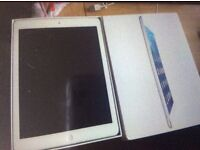 iPad Air wifi and cellular a1475 unlocked