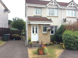 Immaculate 3 bedroom semi detached house - available now