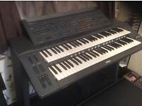 Yamaha electone hx- 3 organ
