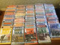 Images of War - 75 Collectors Magazines.