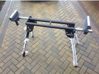 EVOLUTION MITRE SAW STAND - GRAB A BARGAIN!