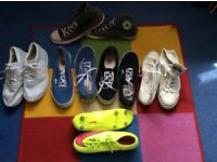 Men's shoes/football boots/trainers