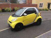 Smart car passion