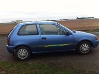 toyota starlet automatic cheap reliable car towbar fitted