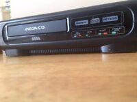 Sega Mega Drive + Mega CD