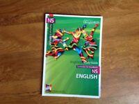 National 5 English study guide