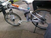 Landrover moutain bike