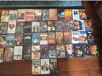 FREE VHS TAPES! Excellent selection of classic films!