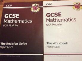 OCR GCSE Maths Revision Guide & workbook