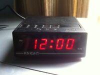 Electric Alarm Clock Timer