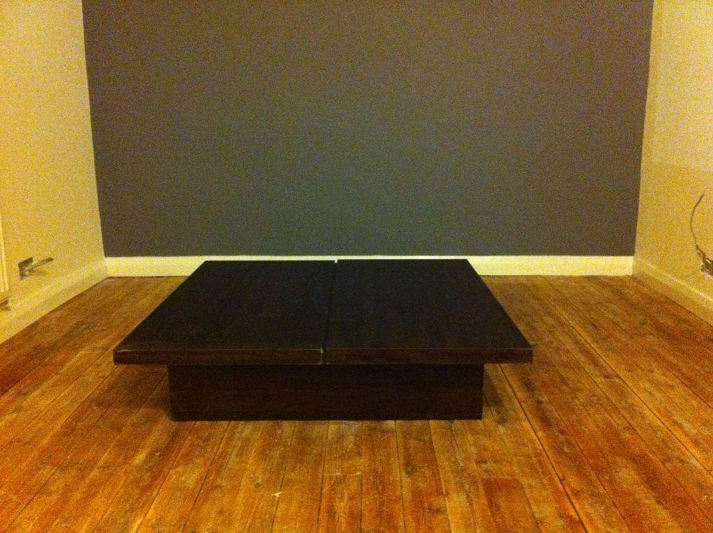 Next Opus Mango square coffee table in Romford London  : 86 from www.gumtree.com size 1024 x 765 jpeg 145kB