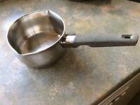 Prestige Stainless Steel Milk Pan