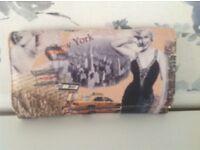 Marilyn Monroe/ NewYork purse