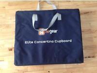 Higear Elite Concertina cupboard.